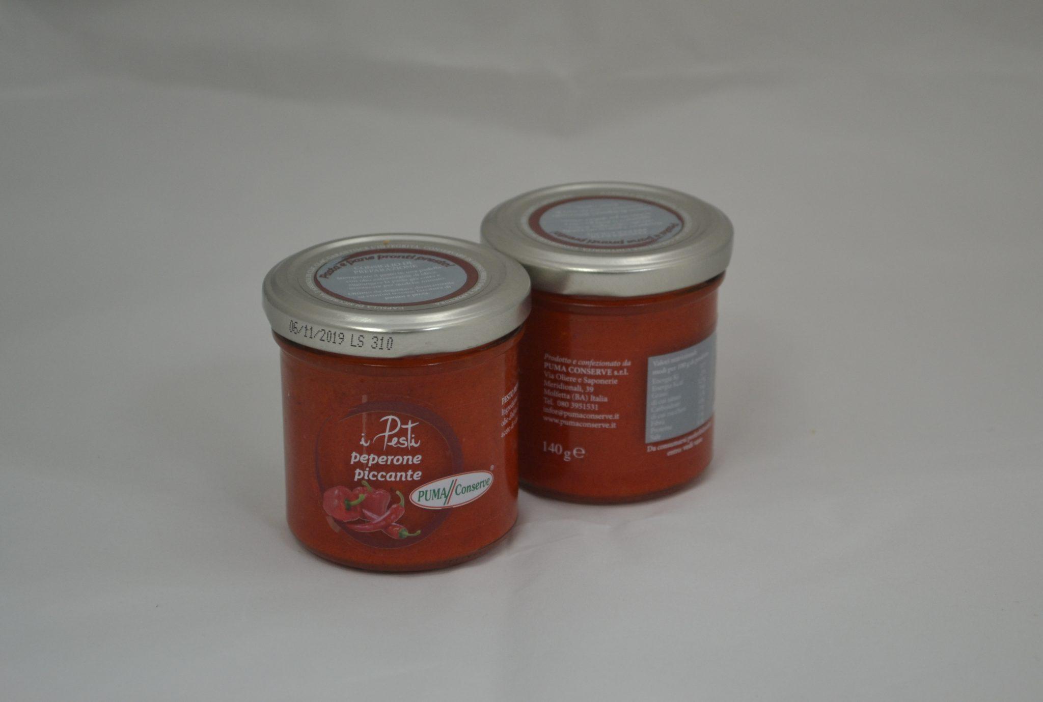 i Pesti peperone piccante