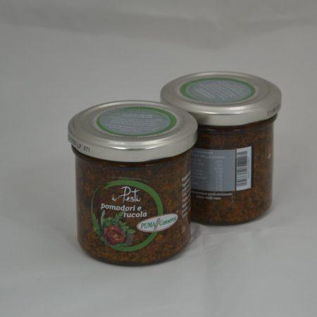 i Pesti pomodori e rucola